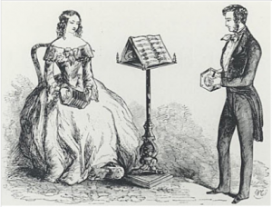 The (English) concertina was very populair during Victorian times