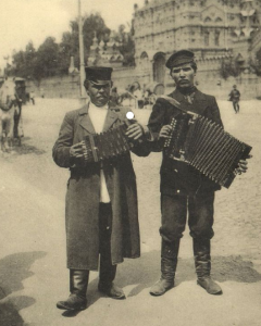 Russia, around 1910